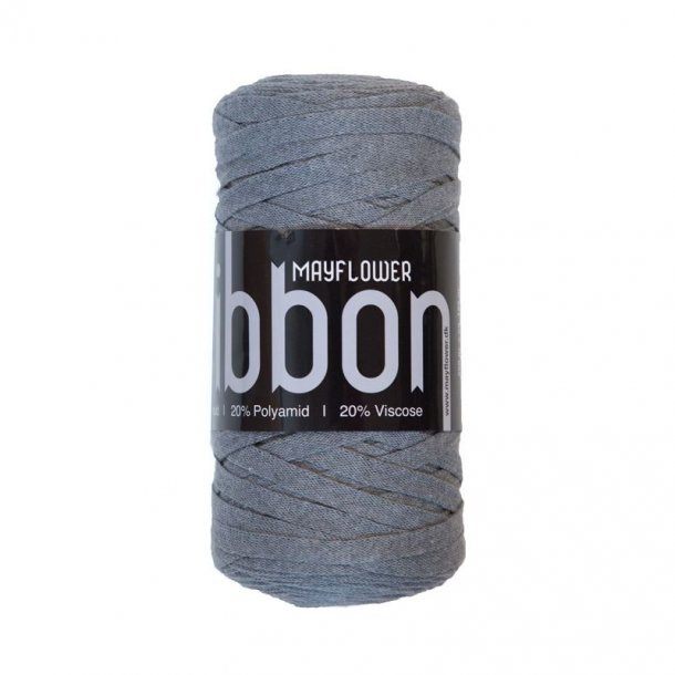 Ribbon - Mørkegrå