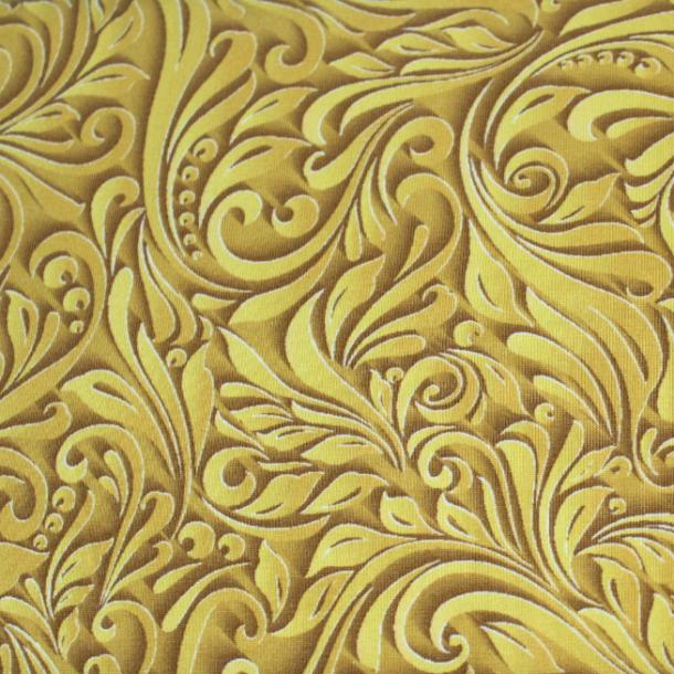 Mønster i gul