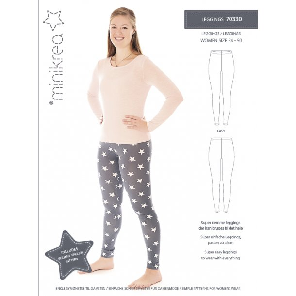 Minikrea Leggings 70330