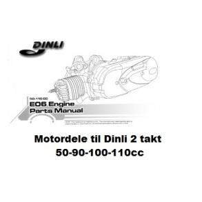 DINLI MOTORDELE 50-110cc