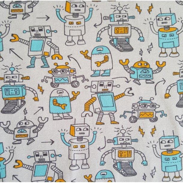 Grå Robot