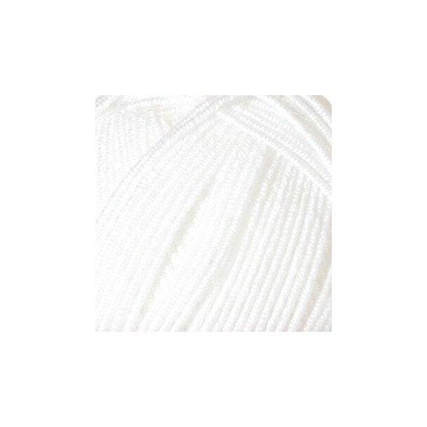 Soft Raggi - Hvid