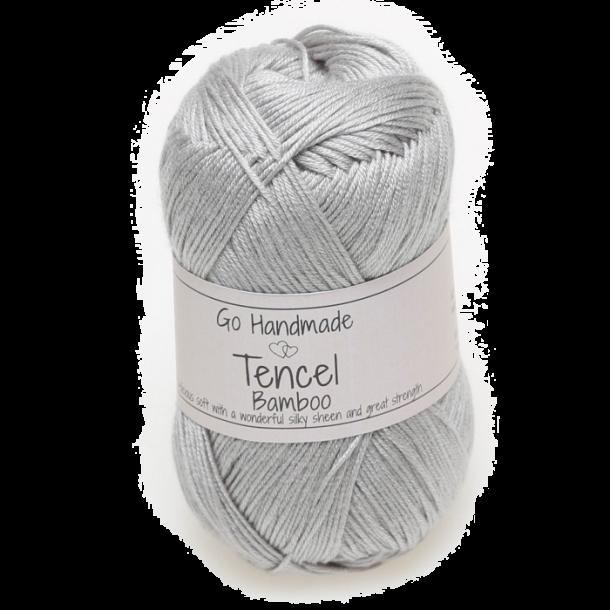 Tencel - Lysegrå