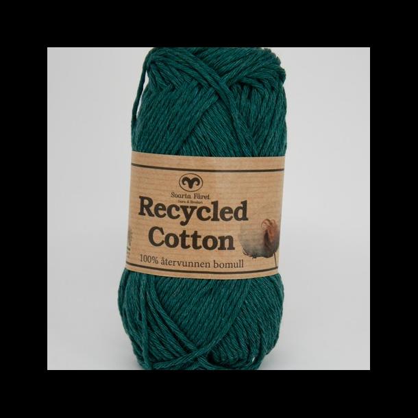 Recycled Cotton - Mørkegrøn