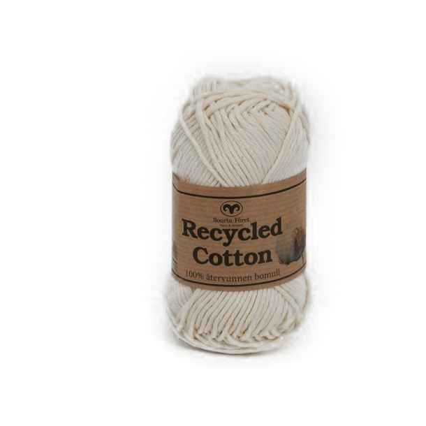 Recycled Cotton - Offwhite