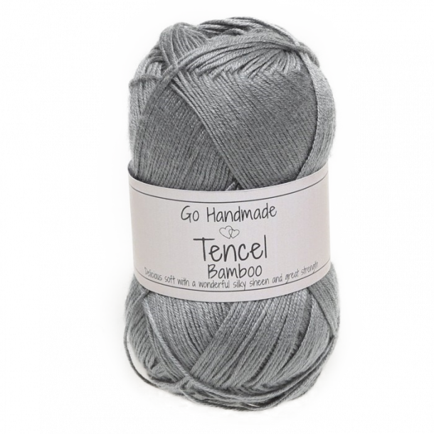 Tencel - Stålgrå