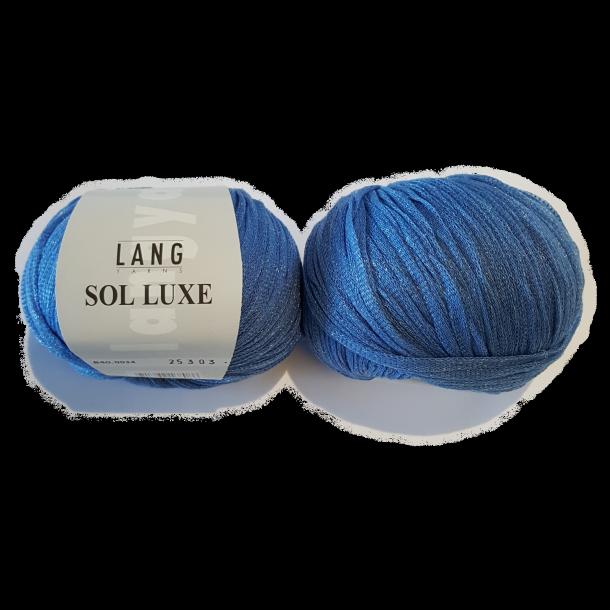 Sol Luxe - Blå