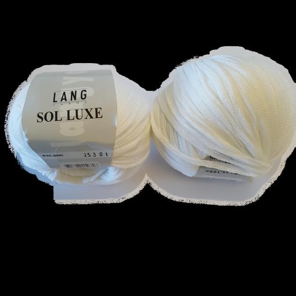 Sol Luxe - Hvid